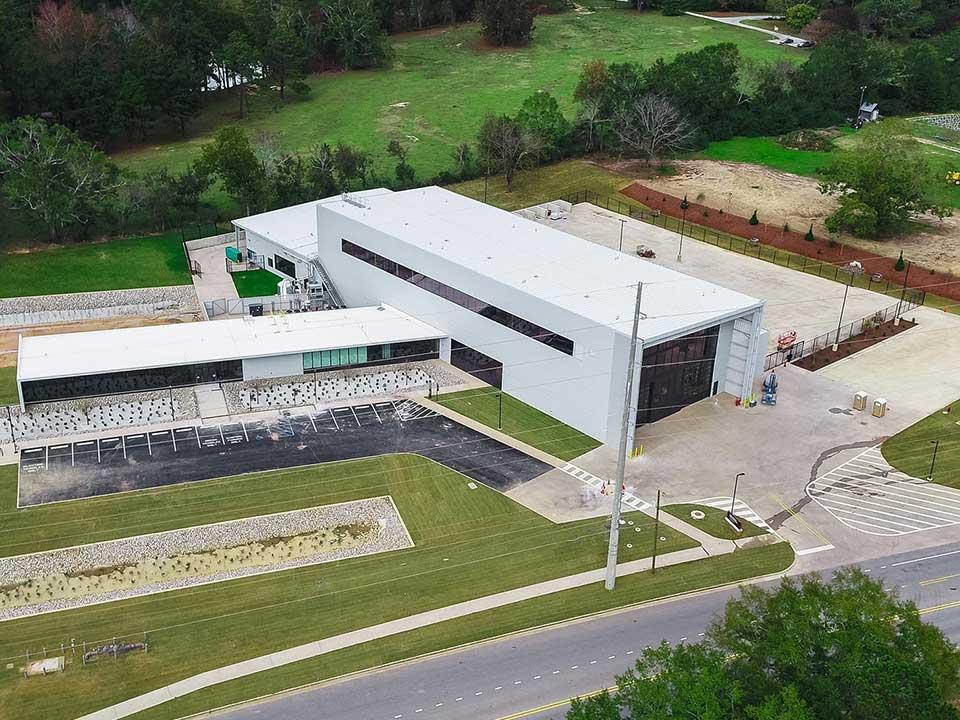 Auburn Structural Testing Lab